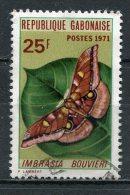 GABON  N°  274   (Y&T)  (Oblitéré) - Gabon (1960-...)
