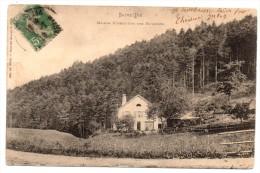 CP, 88, SAINT-DIE, Maison Forestière Des Molières, Voyagé - Saint Die