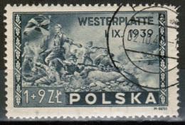 PL 1945 MI 407 USED - Used Stamps