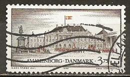 Danemark Denmark 1994 Chateau Castle Obl - Gebruikt
