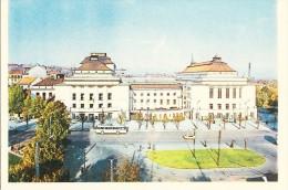 Estonia, Tallinn, Opera And Ballet Theatre, 1980 Used Postcard [14292] - Estonia