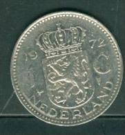 PAYS BAS 1 GULDEN 1972      - Pia9605 - [ 3] 1815-… : Kingdom Of The Netherlands