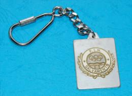 Key-rings F.I.N. SALVAMENTO (Federazione Italiana Nuoto) - Nuoto