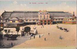 DIJON LA GARE CPA NO 96 - Dijon