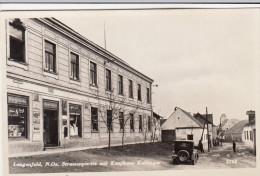 Lengenfeld  N.Oe Strassenpartie Mit Kaufhaus Kallinger Imst Tirol - Autriche