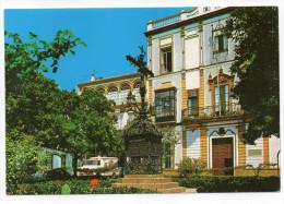 Espagne--SEVILLE--Plaza De Santa Cruz  N°624  éd Beascoa - Sevilla