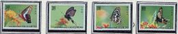 (cl 32 - P16) Formose ** N° 1803 à 1806 - Papillons - - Unused Stamps