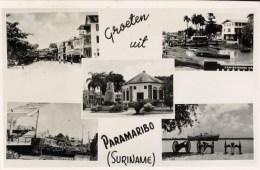 Paramaribo, Groeten Uit, - Surinam