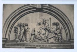 CHIEVRE , Tongre Notre Dame  , Haut Relief Du Choeur  (1094 ) - Chièvres