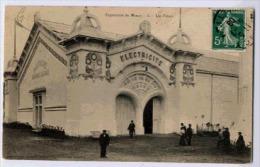 54 NANCY  EXPOSITION DE ...  LES PALAIS - Exposiciones