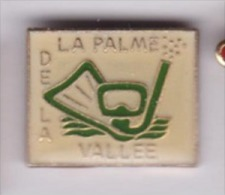Plongée , La Palme De La Vallée à VERRIERES LE BUISSON - Duiken