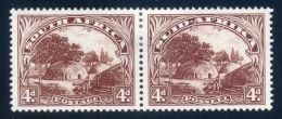 South Africa 1952. 4d Brown. SACC 117*, SG 118*. - Unused Stamps