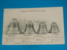 16) Cognac - Carillon Du Sacré-coeur - Bapteme Par Monseigneur ARLET ; éveque D'angouleme Le 12 Juin 1922  - EDIT - - Cognac