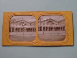 Identificier / Identify STEREO Photo Card (?) ( Foto CEYSENS Soeurs HASSELT Voir / Zie Photo Voor/pour Detail ) !! - Photos Stéréoscopiques