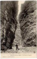 Orpierre - Les Gorges De Bagnols ( E. Arthaud, éditeur) - Autres Communes