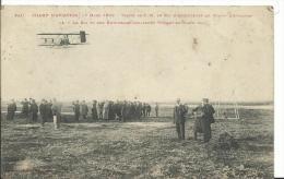 64 - PYRENEES ATLANTIQUES - PAU - Champ D'Aviation 17 Mars 1909 - Wright En Plein Vol - Pau