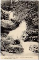 Orpierre - Cascade Des Gorges De Bagnols ( E. Arthaud, éditeur) - Autres Communes