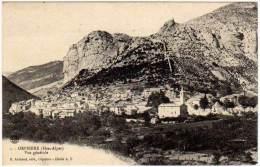 Orpierre - Vue Générale ( E. Arthaud, éditeur) - Autres Communes