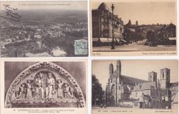 LOT   DE  17  CPA  &  3  CPSM  DE     LAON  - Tts Scanées - Cartoline