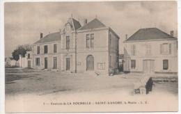 D17.649 / ST XANDRE La Mairie - France