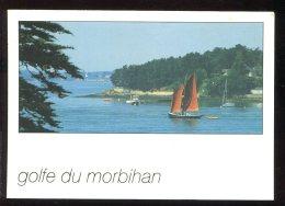 CPM 56 Le SINAGOT En Promenade Dans Le Golfe Du Morbihan - Bretagne