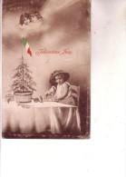 Italia -- FELICISSIME FESTE - Bambino Con Cappello Da Bersagliere E Giocattoli-- - Anno Nuovo