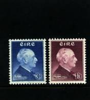 IRELAND/EIRE - 1957 JOHN REDMOND  SET  MINT NH - 1949-... Repubblica D'Irlanda