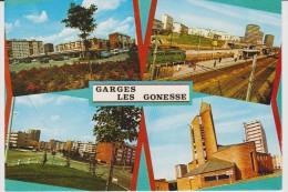 Val D Oise :  GARGES  Les   GONESSE  : Vue - Garges Les Gonesses