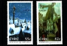 IRELAND/EIRE - 2010  EUROPA  SET  MINT NH - 1949-... Repubblica D'Irlanda
