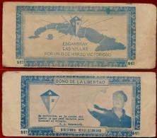 CUBA/KUBA SPLENDIDO BUONO - BOND DA 1 $ DEL DIRECTORIO REVOLUCIONARIO 13 MARZO
