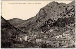 Orpierre - Quartier De La Bourgade ( E. Arthaud, éditeur) - Andere Gemeenten