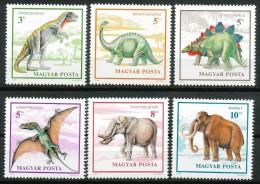 Ungarn  Mi.Nr.       4110 - 4115       -   Postfrisch - Ungarn