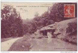 LIANCOURT - 60 - Les Rochers Du Château Latour - Liancourt