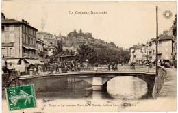 Tulle - Le Nouveau Pont De La Mairie, ... - Tulle