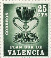 Plan Sur De Valencia 05 ** Santo Grial 1968 - 1931-Hoy: 2ª República - ... Juan Carlos I