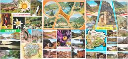 Gf. RECORD D'ANDORRA. 6 Cartes (A) - Andorre