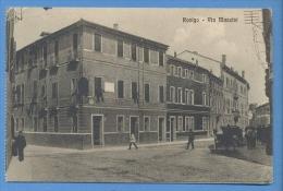 ROVIGO - Via Mazzini  Viaggiata - Rovigo