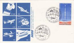 France 1979 - Et De L'Espace - 1,70F Sondermarke + Sonderstempel Auf Brief