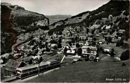 Wengen Mit Bahn - BE Bern