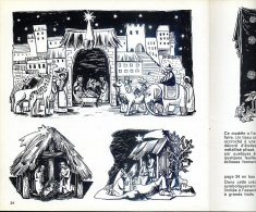 Réalisez Vos CRECHES Et SANTONS Bricolage Fabriquer 1967 - Santons