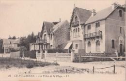 LE POULIGUEN   ( 44 ) Les Villas De La Plage ( Port Gratuit ) - Le Pouliguen