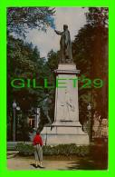ST JÉRÔME, QUÉBEC - STATUE DU CURÉ LABELLE 1833-1891 - FRANK SCOFIELD - E MILE ROBERTS COLOR - - Autres