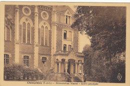 91 - CHAMPRESAY - Préventorium Minoret - Entrée Principale - BE - France