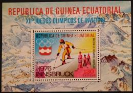 Guinee Equatoriaal, Sport, Olympische Winterspelen Innsbruck, Blok - Winter 1976: Innsbruck
