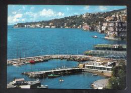 NAPLES - PASILLIPO POSTCARD 1963 - Napoli (Naples)