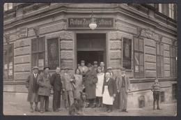 AUSTRIA - Wien, Guest House - Gasthaus, Old Photo Postcard - Hotels & Gaststätten