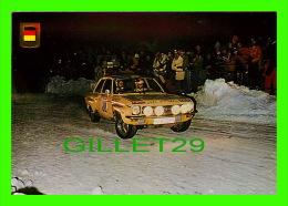 SPORTS AUTOMOBILE RALLYE - No 10 - OPEL ASCONA CILINDRA 1997, 170 CV - - Rallyes