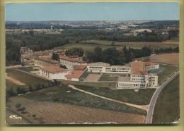 16 La Couronne Lycée Agricole L' Oisellerie Architecte M Thieulin Et De Vigan Le Chateau Vue Aérienne - France