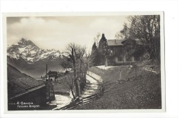 10804 -  Gryon Pension Broyon - VD Vaud