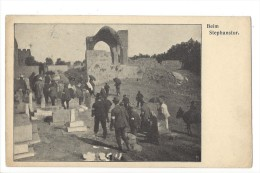 10807 -  Beim Stephanstor. - Israel
